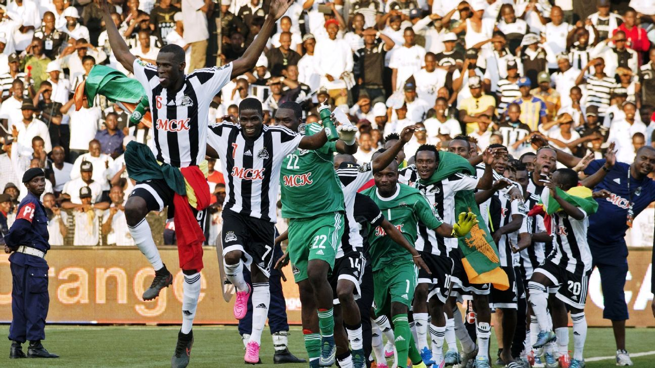 CAF Champions League winners TP Mazembe will be out to surprise a few teams at the Club World Cup.