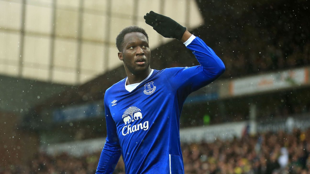 Everton set Romelu Lukaku transfer price at 50 million ESPN FC