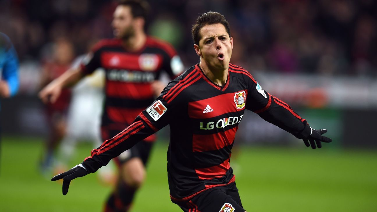After languishing on the bench at Manchester United and Real Madrid in recent seasons, Javier Hernandez has thrived in 2015-16 at Bayer Leverkusen.
