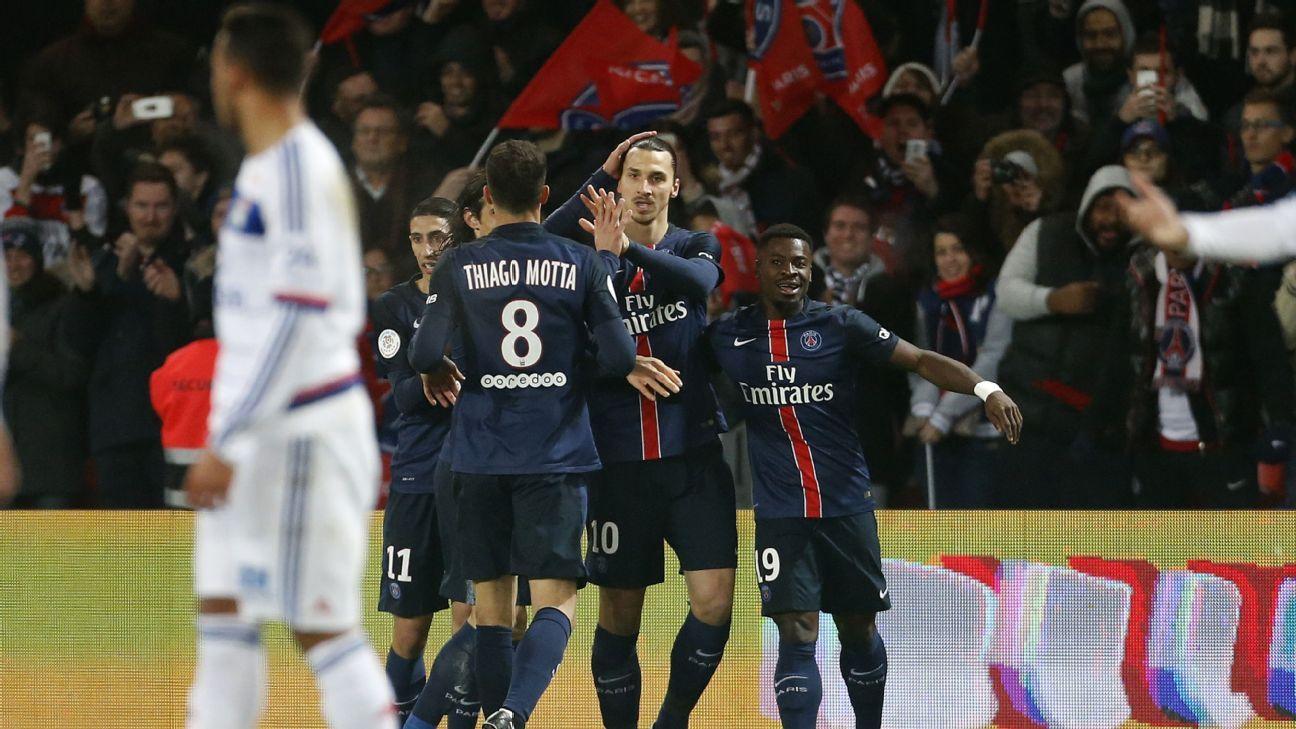 Ibrahimovic Celeb vs Lyon