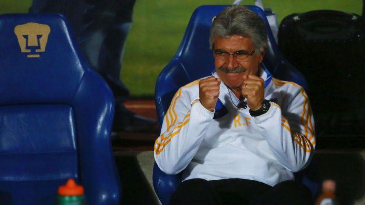 Ricardo Tuca Ferretti Apertura Finals