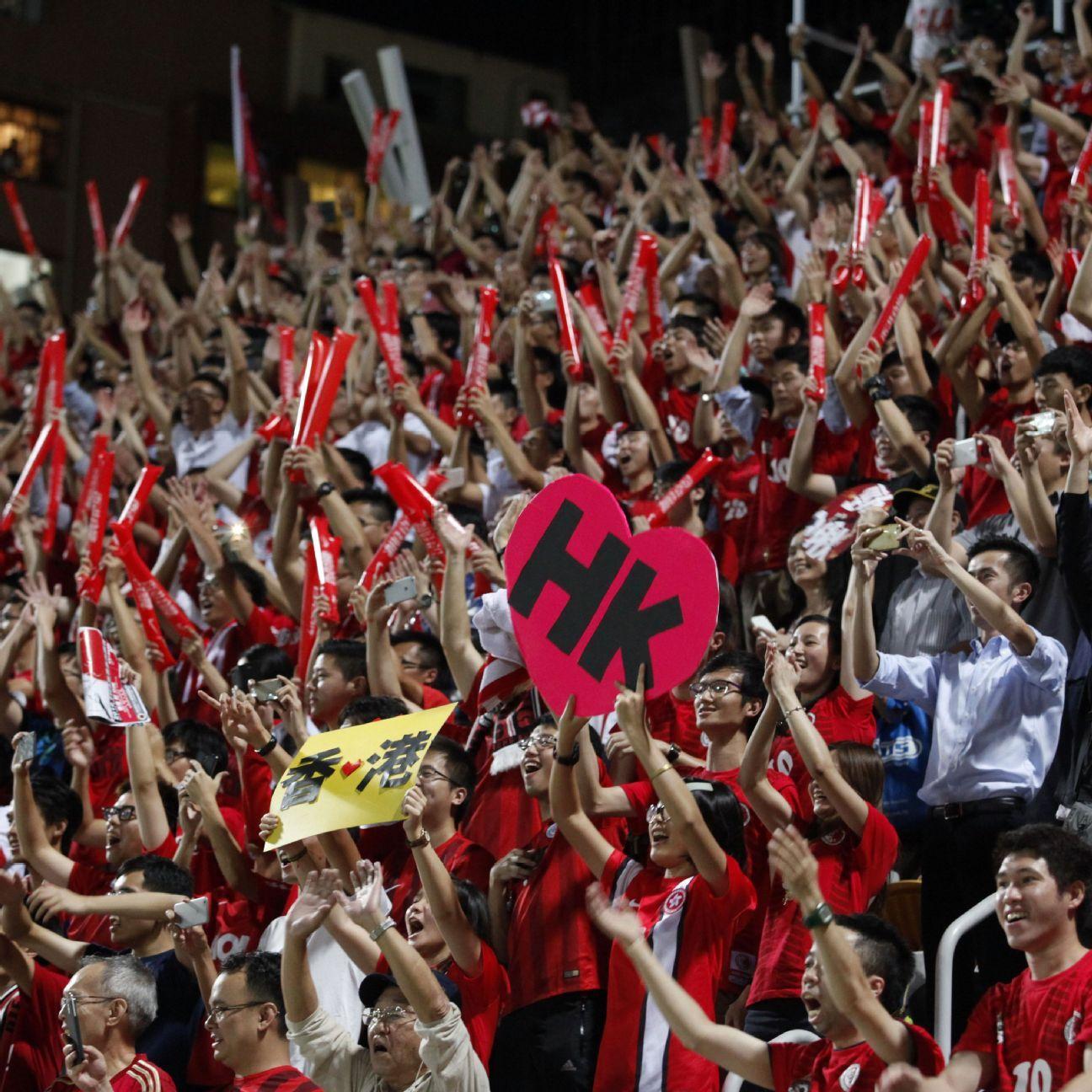 Hong Kong vs. China
