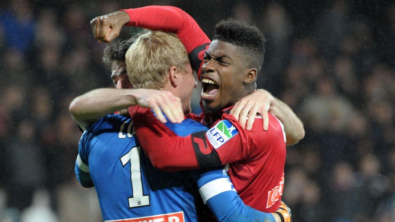 Guingamp Celeb vs Nice 2011215