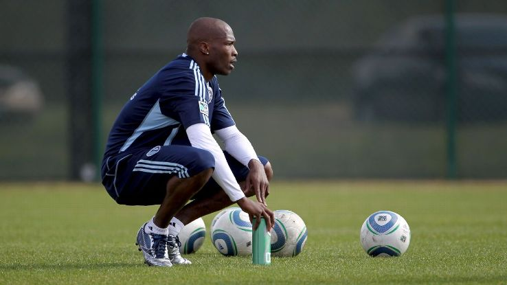 Chad Johnson was given a four-day tryout with Sporting Kansas City back in 2011.