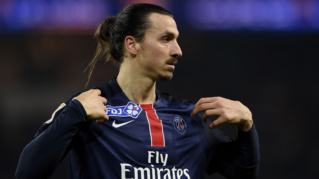 It was a struggle for Zlatan Ibrahimovic and PSG to get past Saint-Etienne on Wednesday night in the Couple de la Ligue quarterfinals.