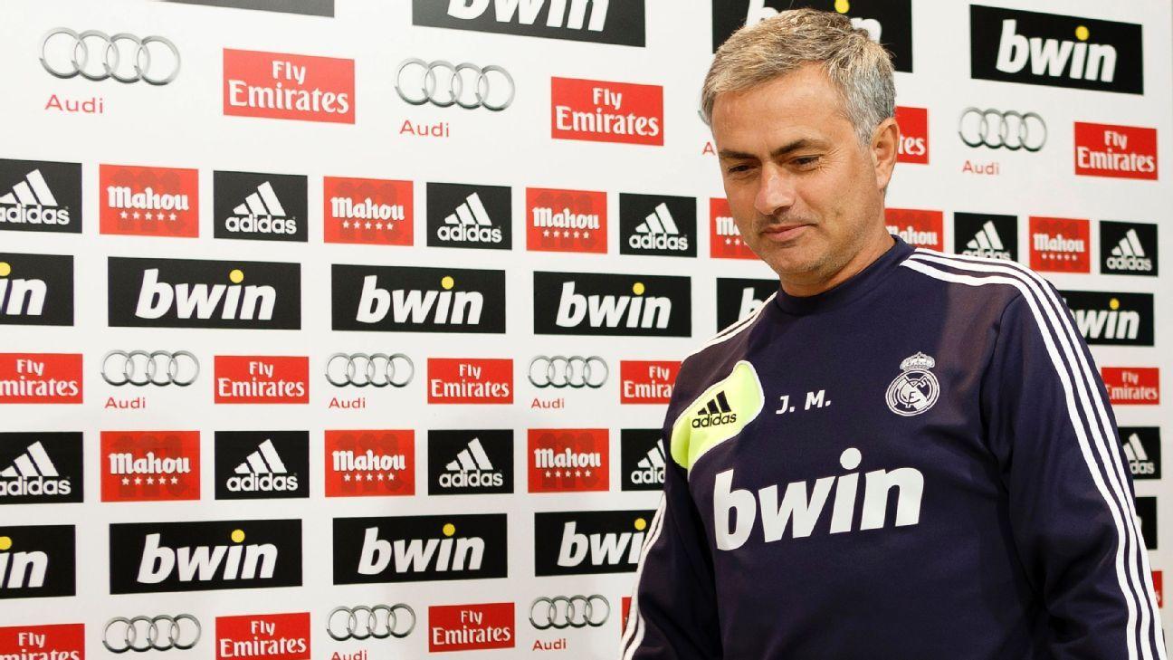 Real Madrid job will be Jose Mourinho's if Zidane fails - ex-president Calderon