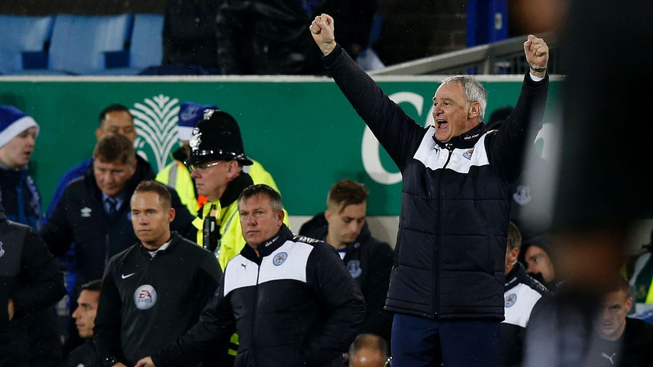 Leicester can surpass Claudio Ranieri's 40-point preseason objective with three points on Saturday vs. Bournemouth.