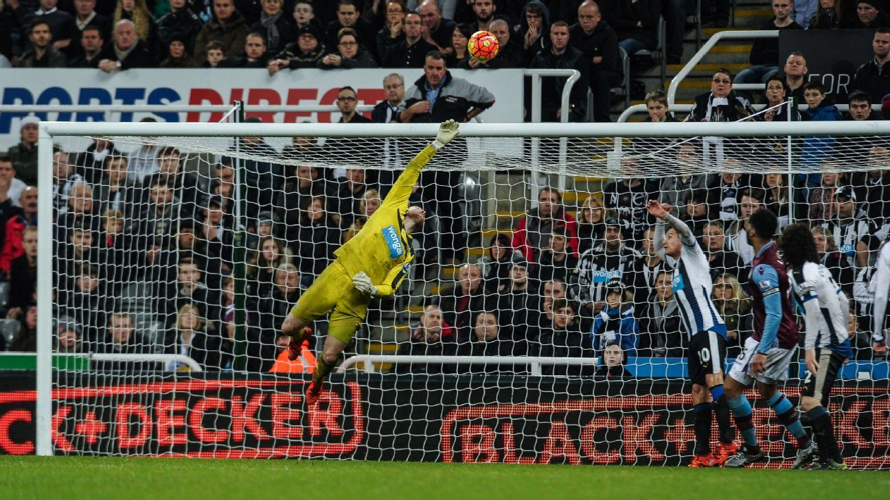 Newcastle's Rob Elliot hopes for success on domestic and international levels