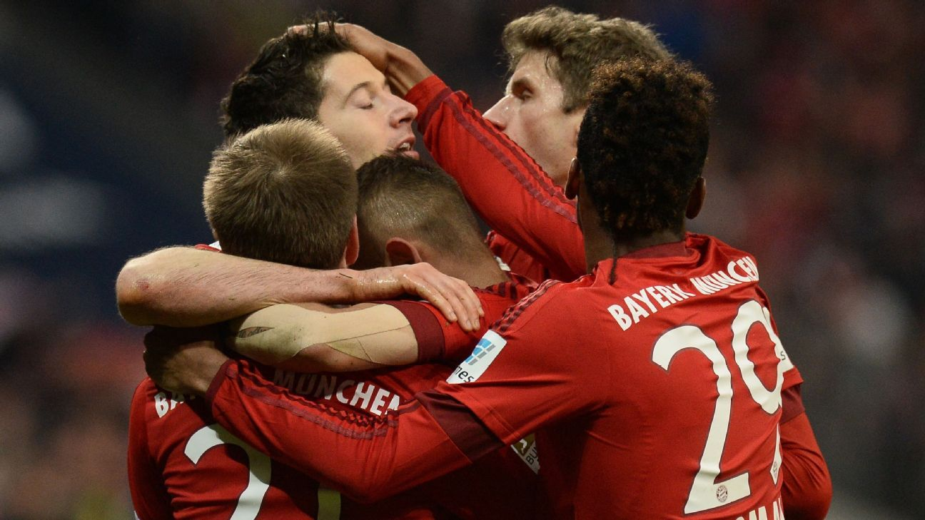 Reigning DFB-Pokal winners Bayern Munich will be looking to avoid the upset bug at Bochum on Wednesday.