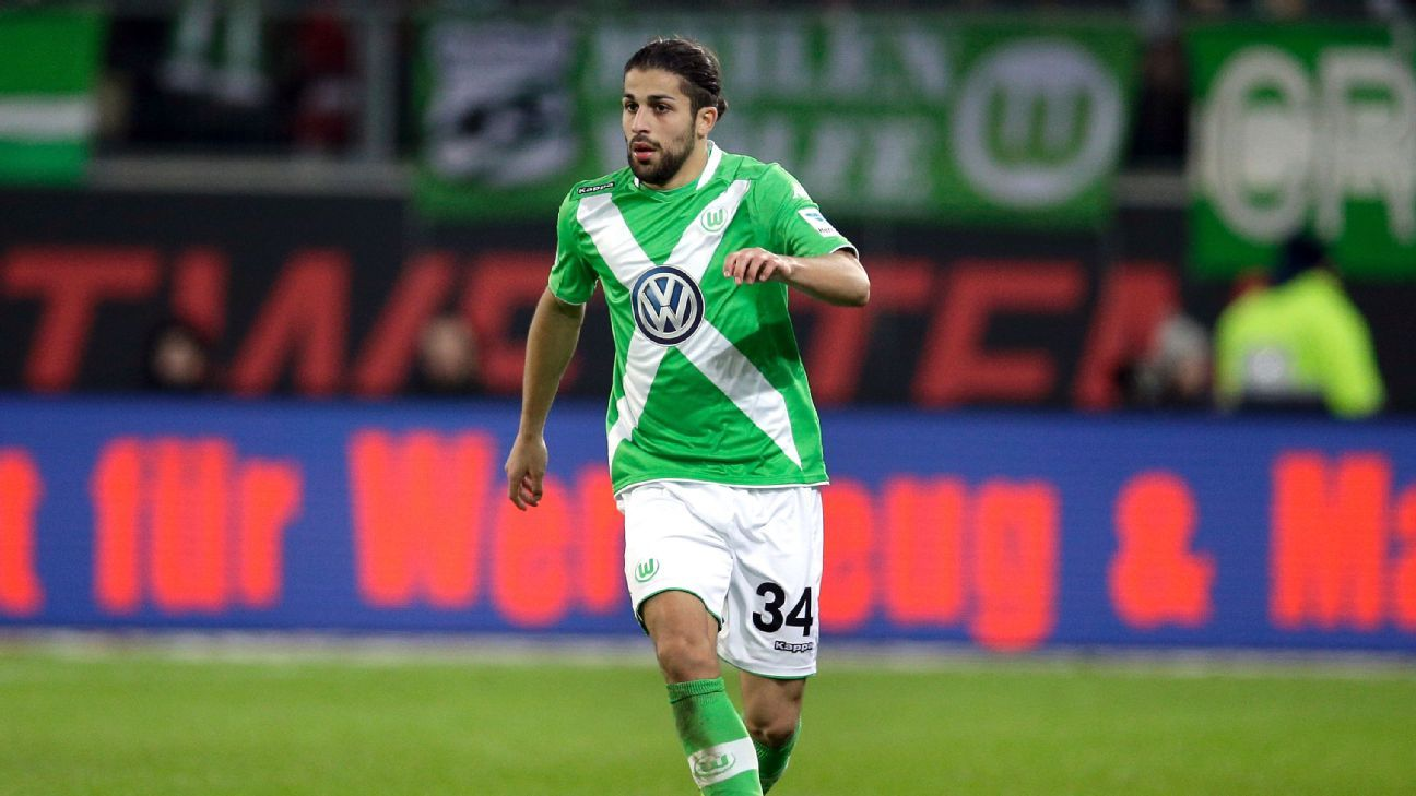 Ricardo Rodriguez has shone for Wolfsburg this season.