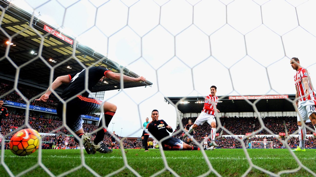 Bojan has already had success this season against Man United, scoring in the Potters' Boxing Day triumph.