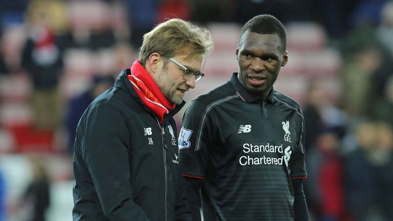 With just six goals thus far in 2015-16, Christian Benteke is not delivering the quantity of goals that Liverpool manager Jurgen Klopp needs from his team.