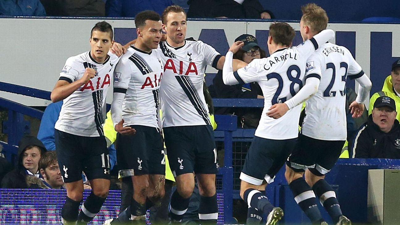Tottenham could draw within two points of the top of the table with a victory on Saturday at Palace.