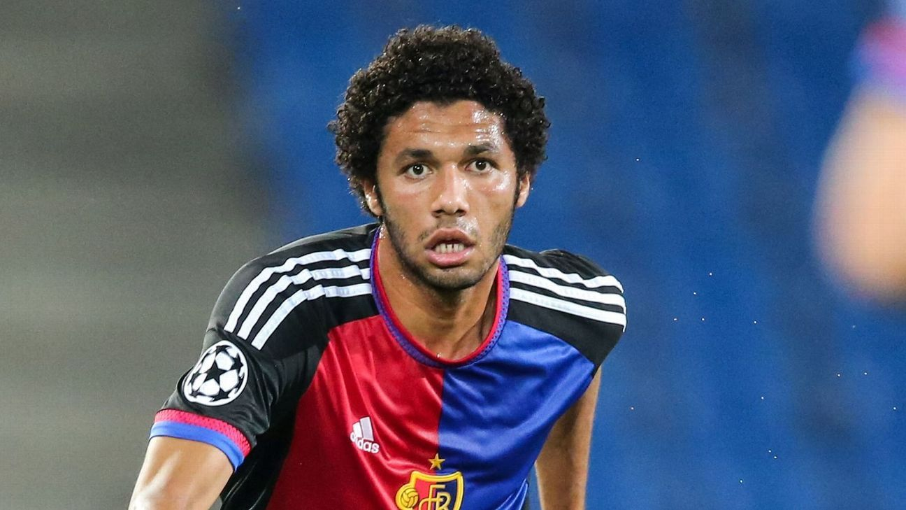 Arsenal fly out to seal Mohamed Elneny signing from Basel - sources