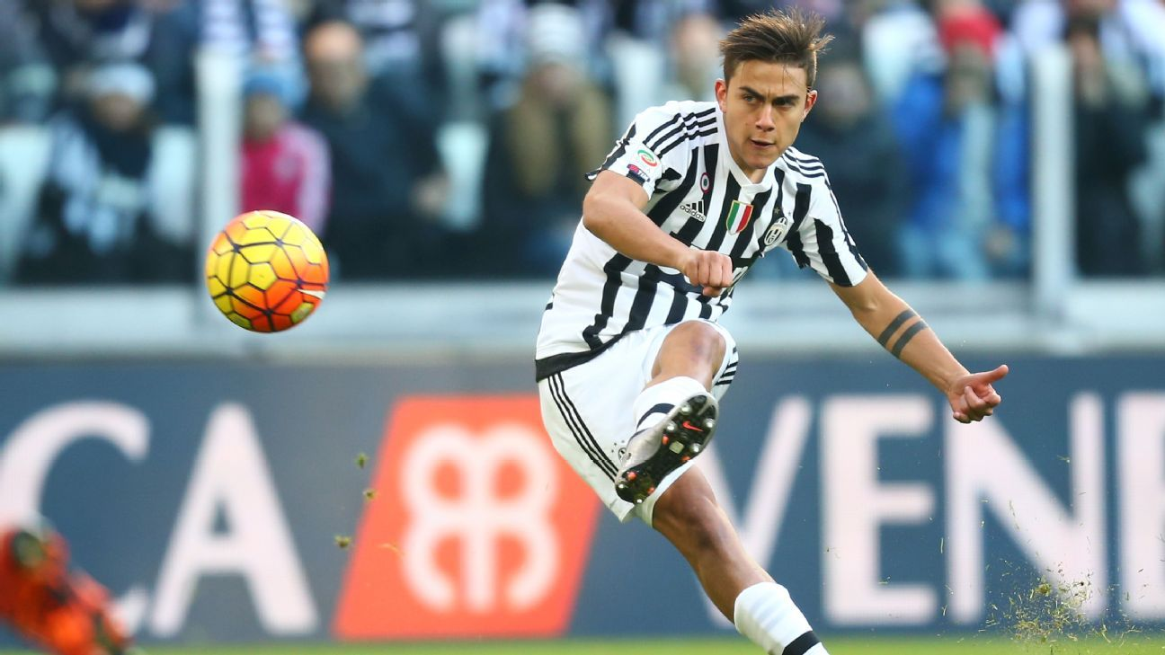 Paulo Dybala made sure there was no Christmas hangover for Juventus by firing home the club's first goal in the eighth minute against Hellas Verona.