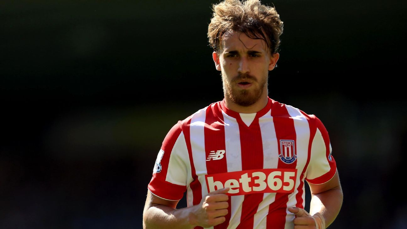 Injuries have limited Stoke defender Marc Muniesa to just five Premier League starts in 2015-16.