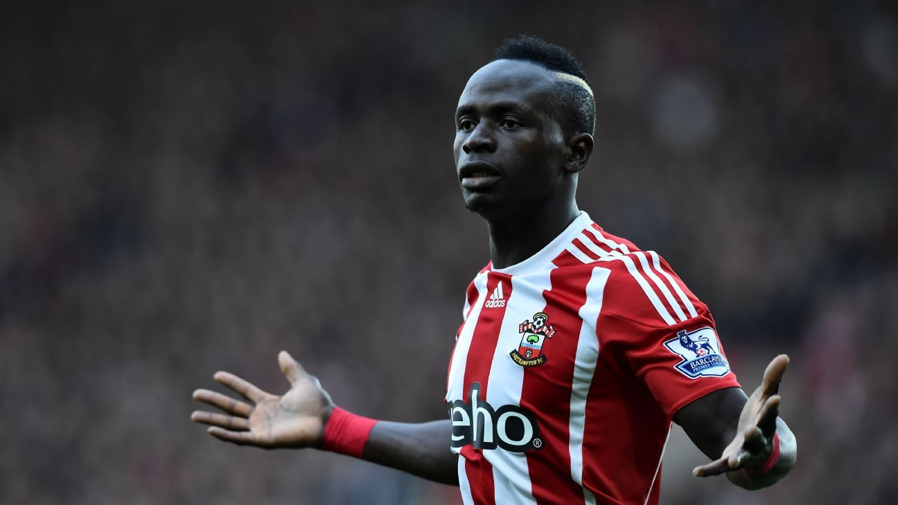 Sadio Mane has not scored in the Premier League since a 1-1 draw on Oct. 25 draw vs. Liverpool.