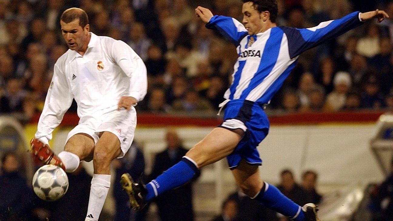 Zidane vs Deportivo 2002