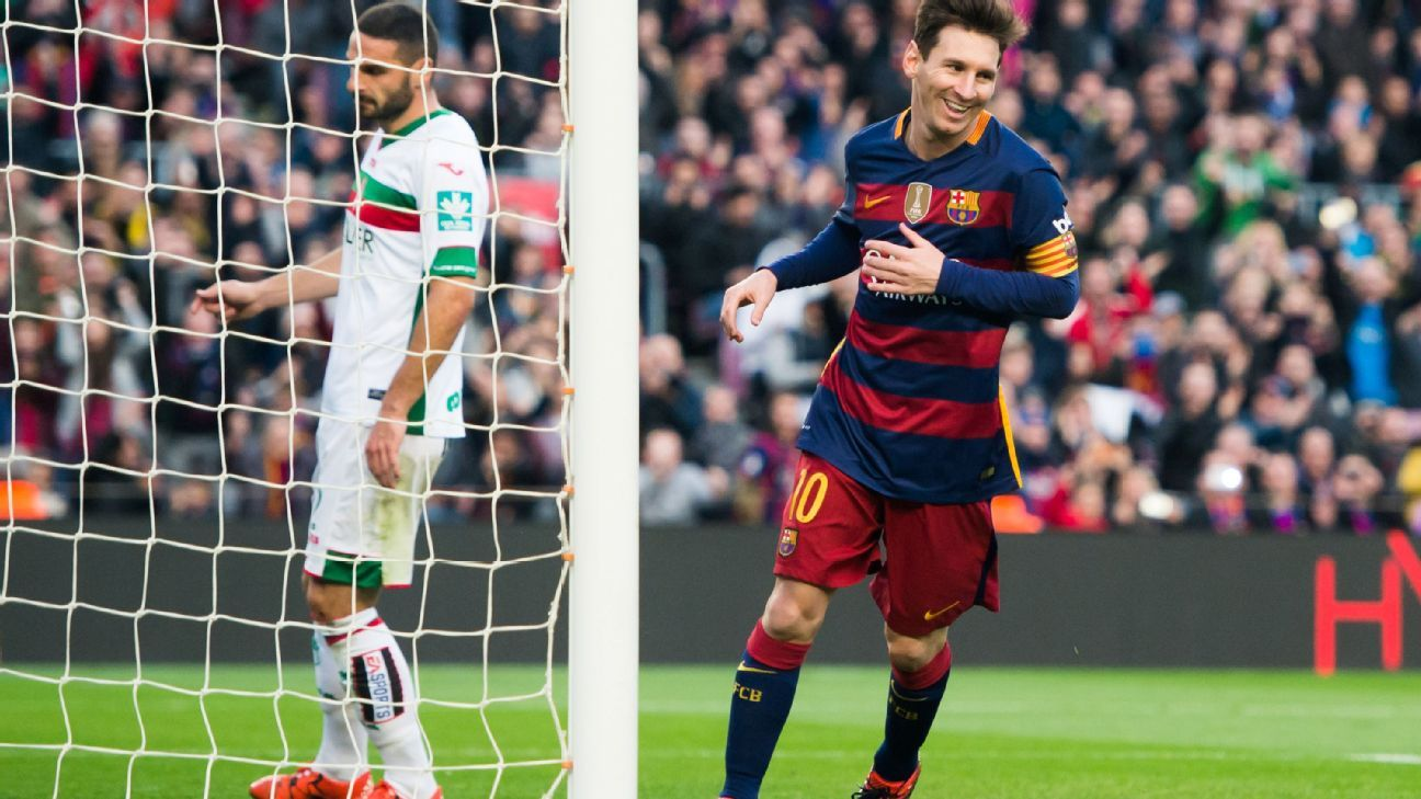 Expected to win his fifth Ballon d'Or on Monday, Lionel Messi reminded everyone of his class with a hat-trick against Granada.