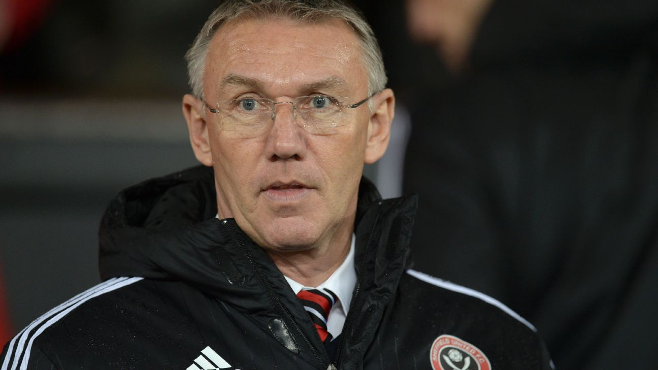 Nigel Adkins' Sheffield United executed to perfection their game plan until Dean Hammond's late penalty.