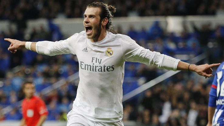 Gareth Bale enjoyed one of his finest performances in a Real Madrid shirt in Saturday's 5-0 victory over Deportivo.