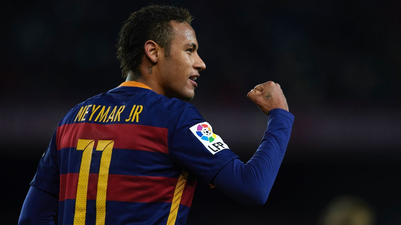 The goalscoring burden will fall on Neymar's shoulders in Barcelona's Copa del Rey clash at Athletic Bilbao.