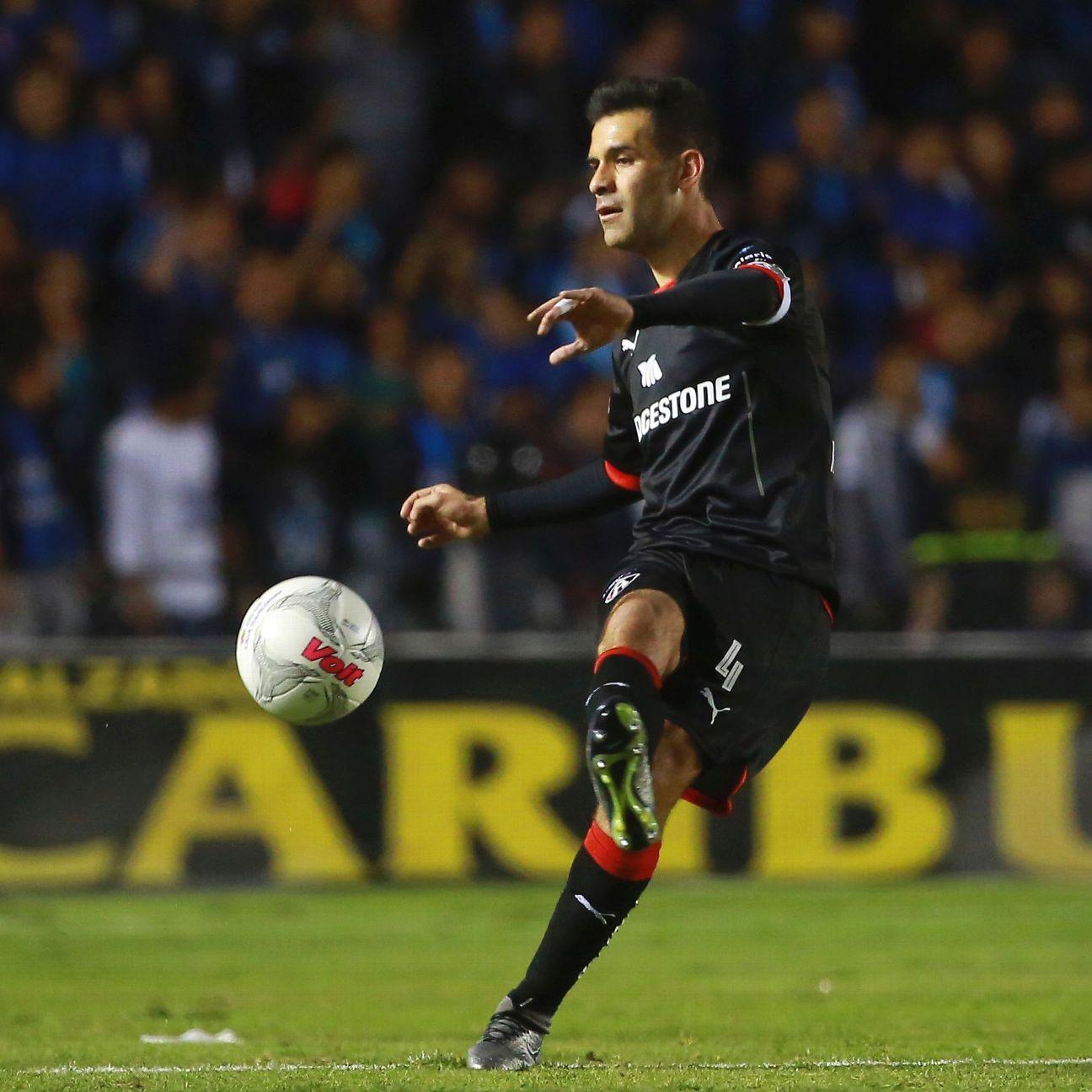 Atlas defender Rafael Marquez