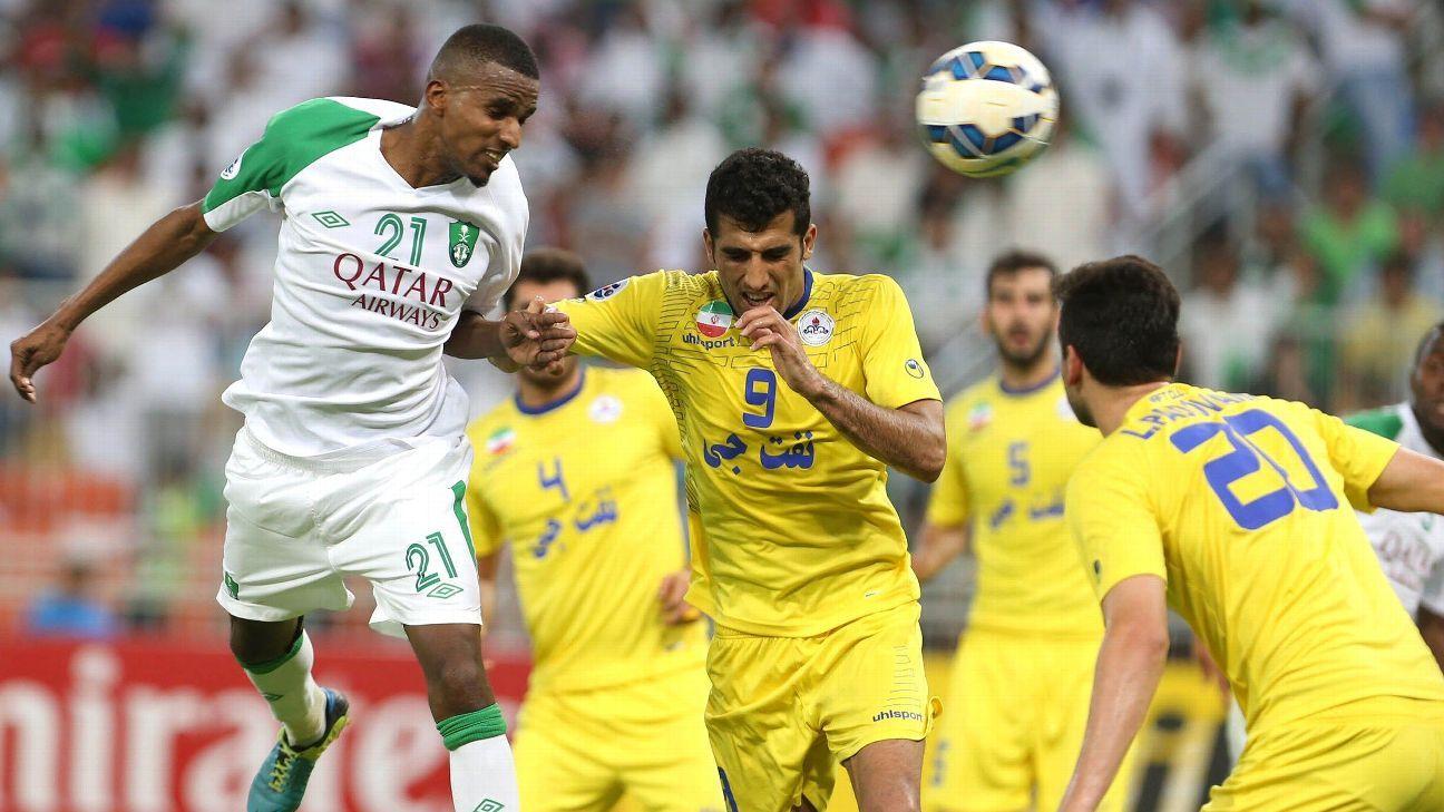 Al Ahli vs. Naft Tehran