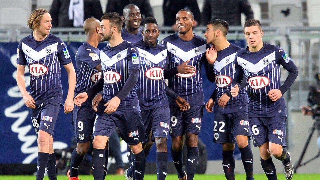 Prediksi Skor Liga Prancis Ligue 1 Bordeaux Vs Saint-Etienne 29 November 2017