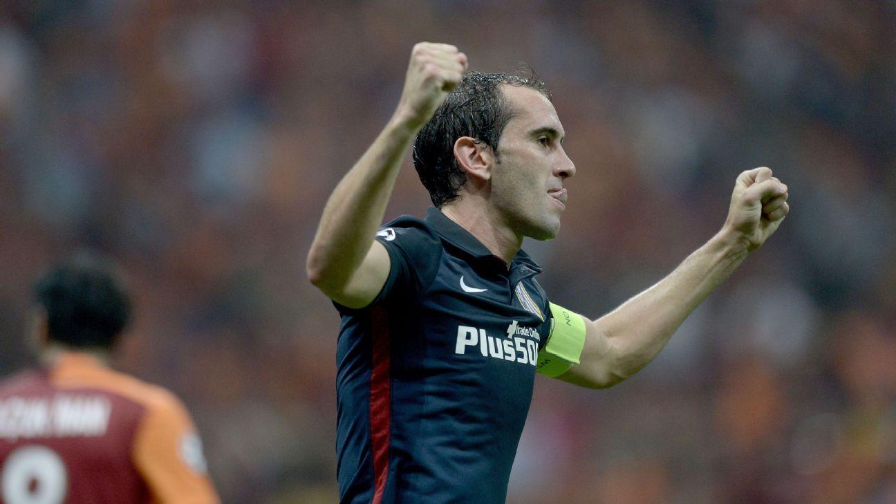 Atletico Madrid Diego Godin FIFPro XI snub is inexplicable ESPN FC