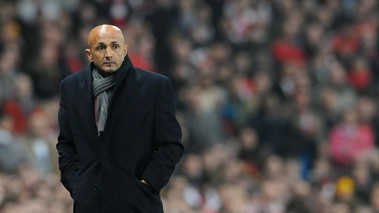 Roma have just one Serie A defeat since Luciano Spalletti was hired again as manager on Jan. 14.