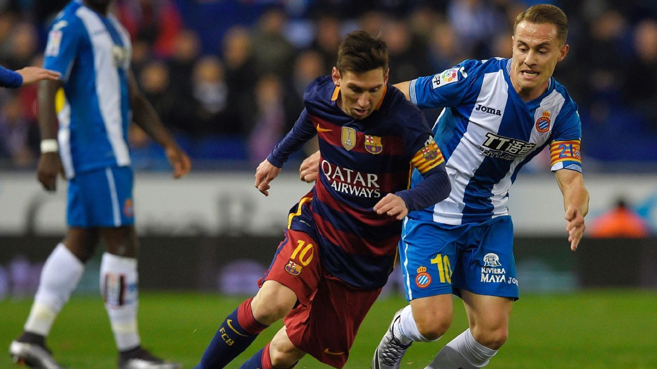 Lionel Messi vs Espanyol CDR 20150113