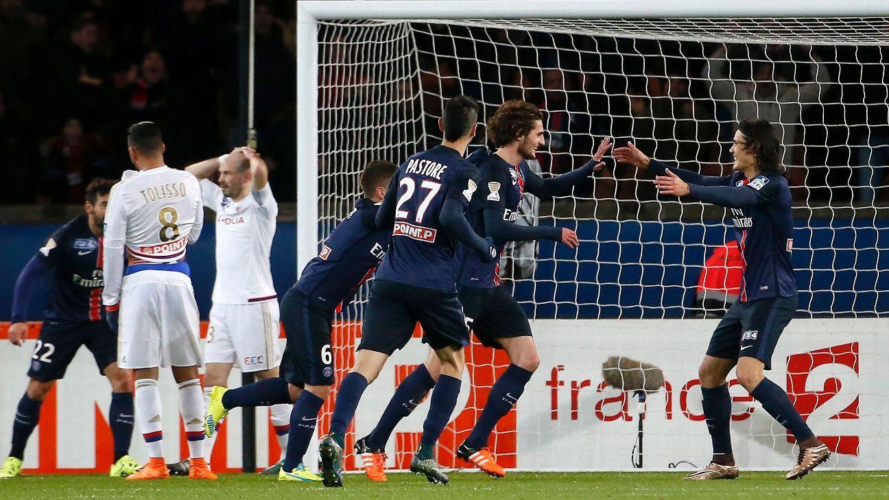 PSG Celeb vs Lyon 20150113