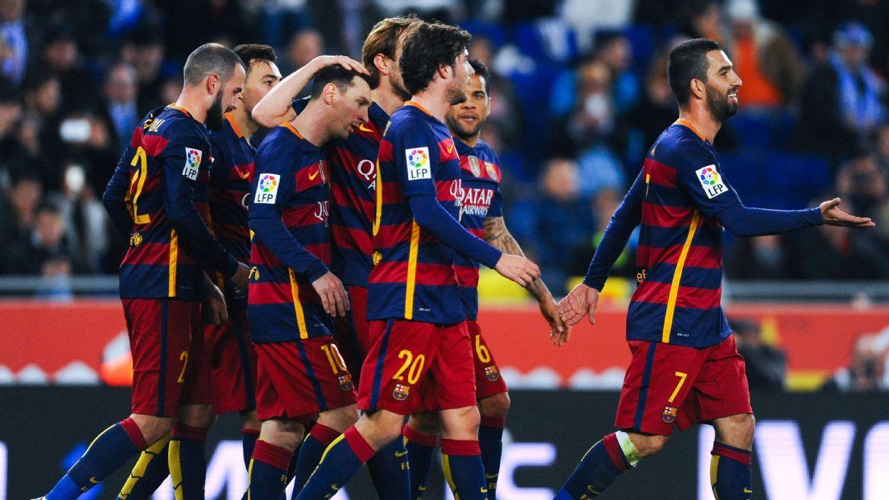 Barca Celeb vs Espanyol 20150113
