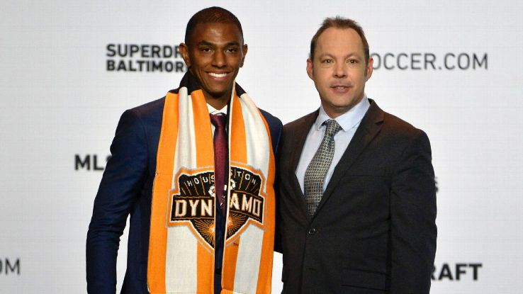Ivan Magalhaes MLS SuperDraft 150114