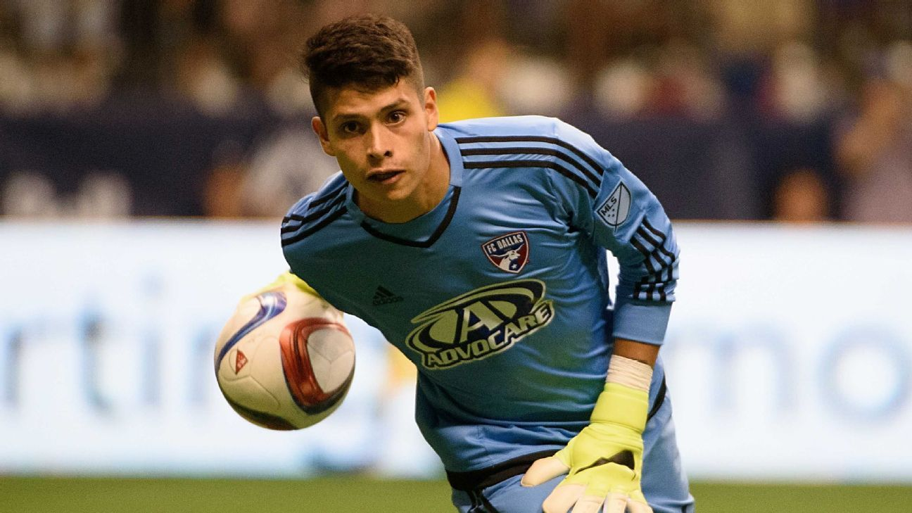 The play of Jesse Gonzalez in goal was a big part of FC Dallas' success in 2015.