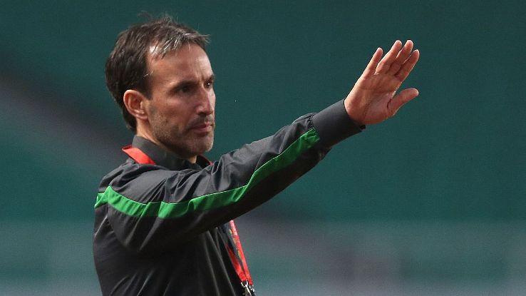 Australia U23 coach Aurelio Vidmar