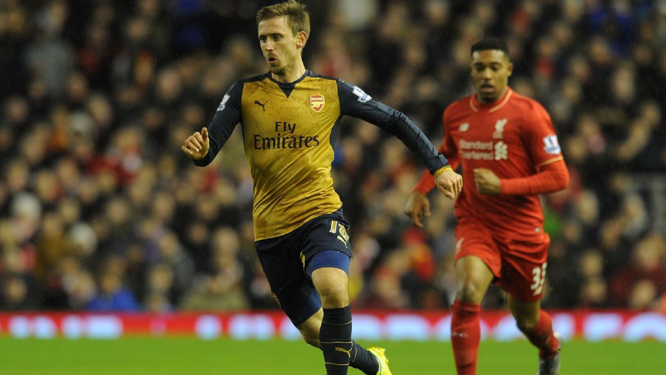 Since arriving from Malaga three years ago, Nacho Monreal has become an indispensable part of Arsenal's back line.