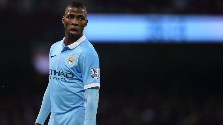 Frequent substitute Kelechi Iheanacho has two goals in 13 Premier League appearances this season for Manchester City.