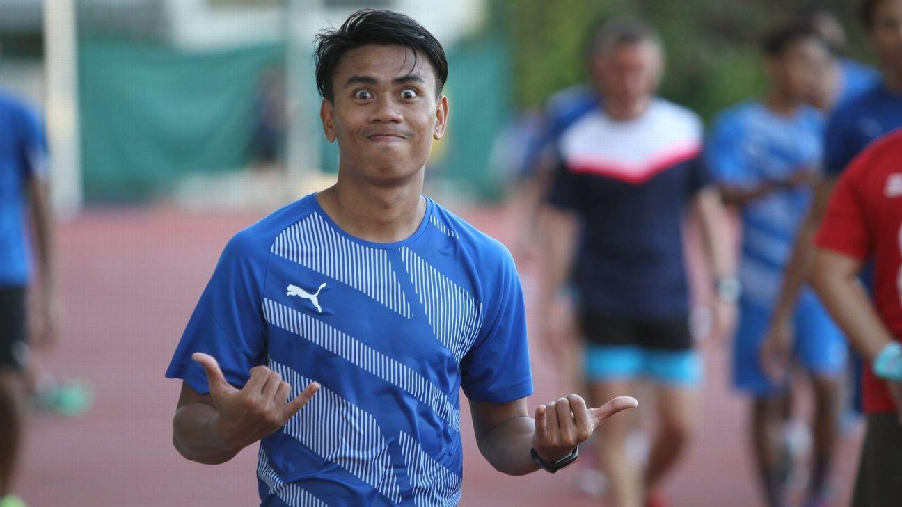 Home United defender Juma'at Jantan