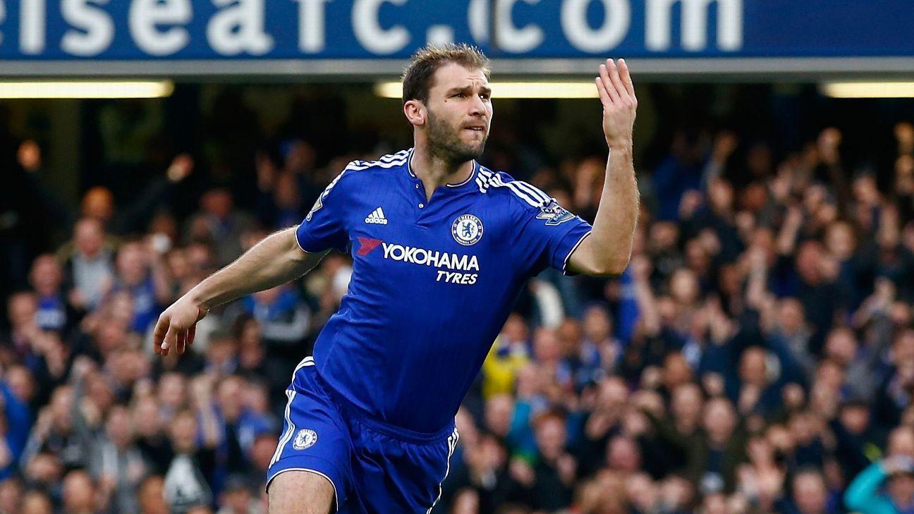 Branislav Ivanovic leaves Chelsea for Zenit St Petersburg transfer