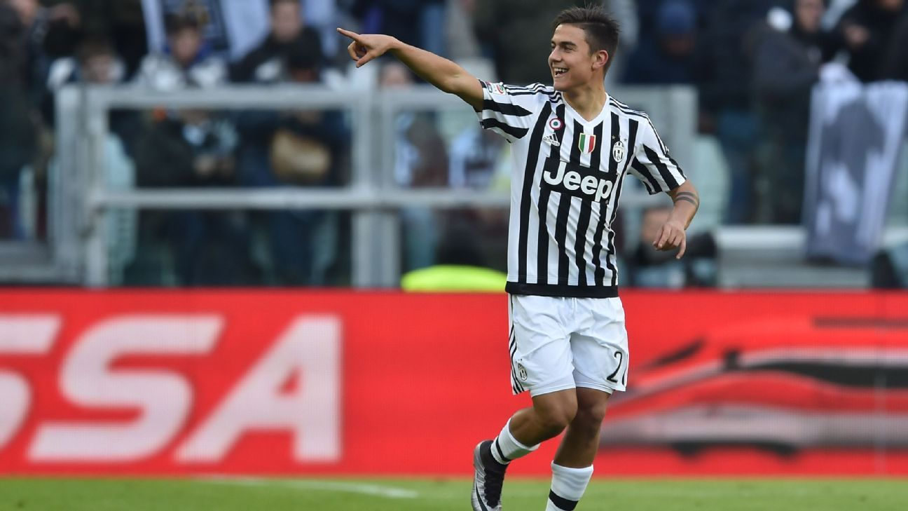 It is no coincidence that Juventus' rise up the table has mirrored the emergence of Paulo Dybala in Turin.