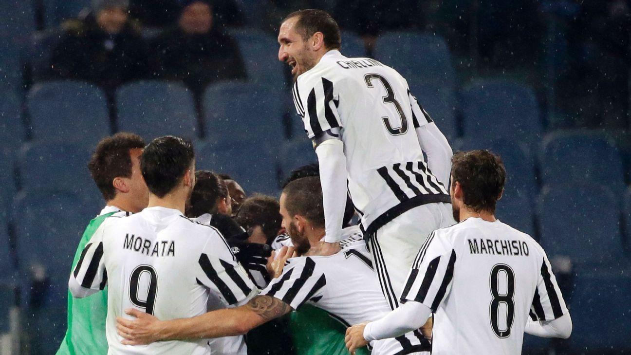 Juve celeb vs Lazio 160120