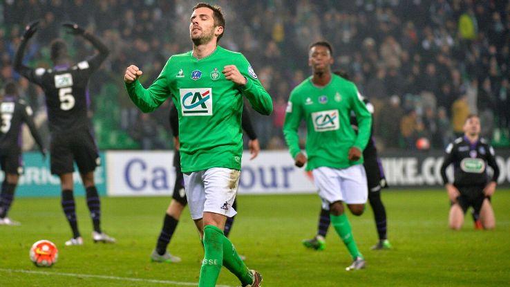 Image result for Saint Etienne team 2017