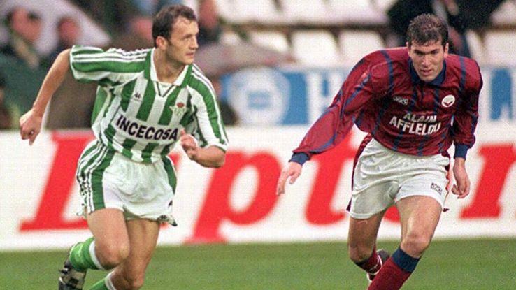 Zinedine Zidane vs. Real Betis 1995