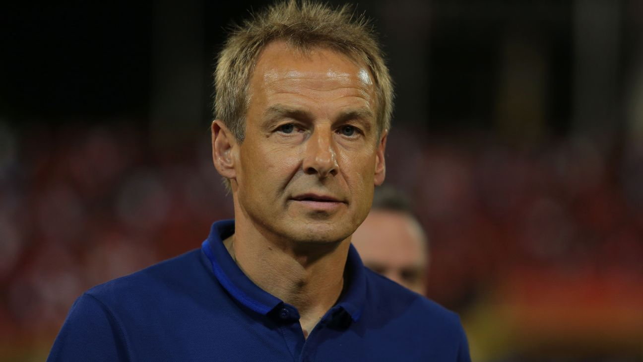 Japan courting Jurgen Klinsmann, South Korea deny Luiz Felipe Scolari links