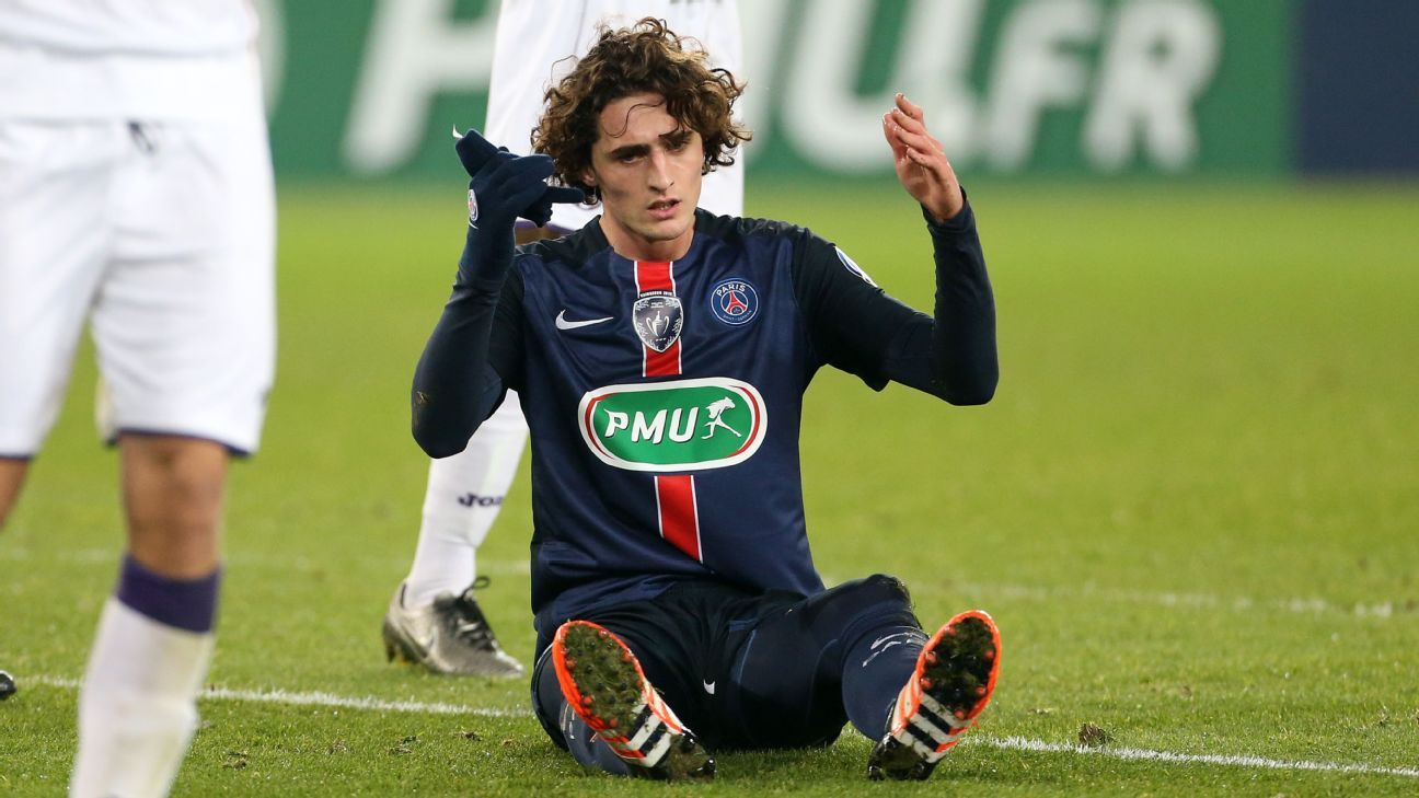 PSG will need Adrien Rabiot to step up in midfield vs. Angers.