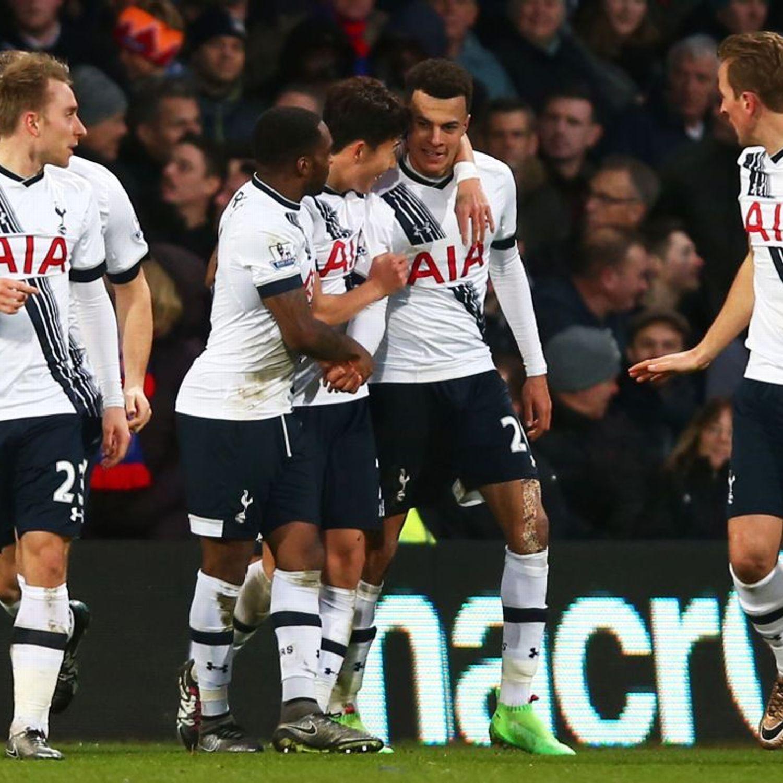 Liverpool 4 0 Borussia Dortmund Match Report Philippe: Dele Alli Nets Superb Goal As Tottenham Beat Crystal