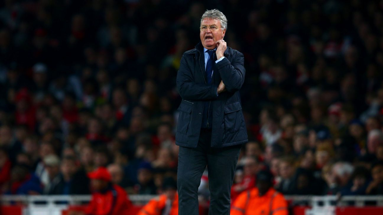 Under Guus Hiddink, Chelsea's trainwreck of a season is on the way to being salvaged.
