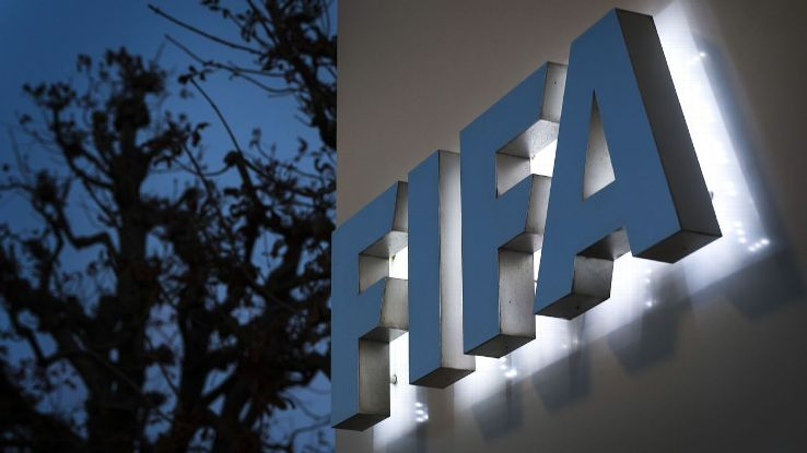 FIFA has fined four clubs over the late payment of players.